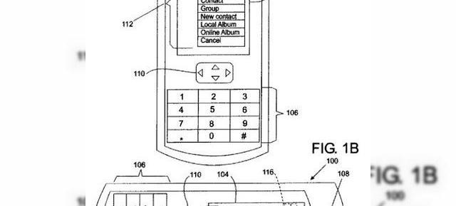 Ecran iPhone, patent Sony?!