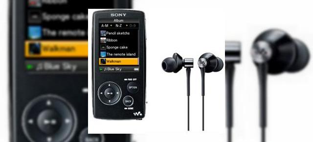 Sony Walkman, dusmanul iPod