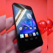 Allview P4 Alldro review - ecran de Samsung Galaxy S II, dual SIM și cameră de iPhone 4S (Video)