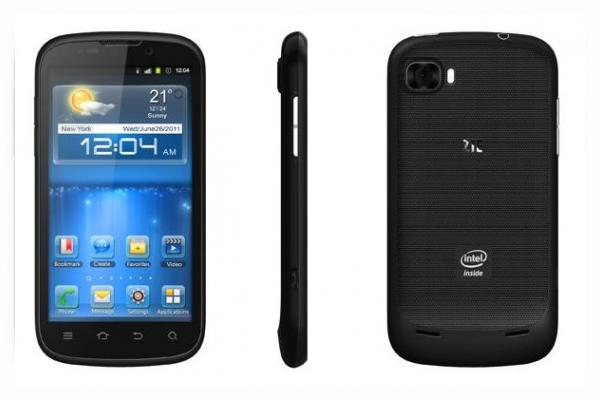 IFA Berlin 2012: ZTE Grand X IN - smartphone Android din China cu procesor Intel