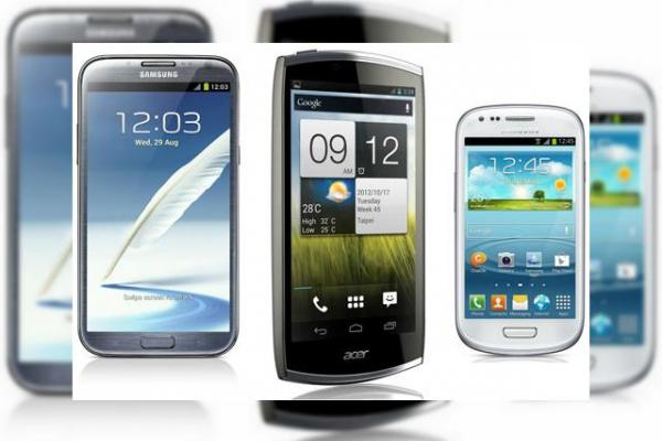 Samsung Galaxy Note II, Acer CloudMobile S500 și Samsung Galaxy S III mini În oferta Orange