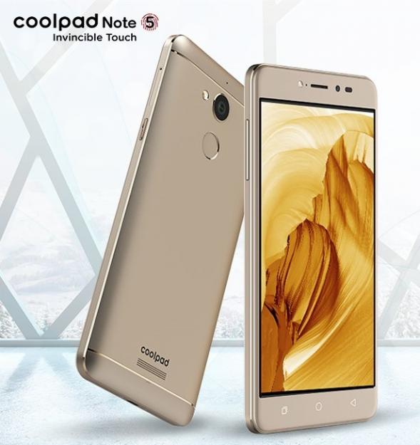 Coolpad Note 5 - Fotografii oficiale: Coolpad Note 5 (1).jpeg