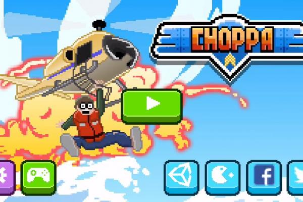 Choppa Review (Blackview Ultra Plus): definiţia gameplay-ului arcade modern, cu o grafică pixel art (Video)
