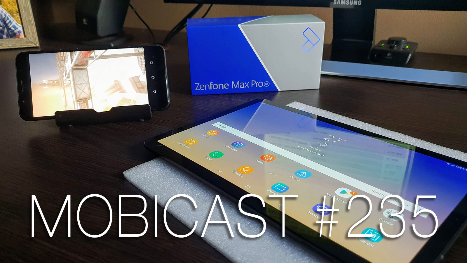 Mobicast 235: Podcast/Videocast despre lansare iPhone Xs, Apple Watch Series 4, hands on Huawei Mate 20 Lite, FIFA 19 Demo