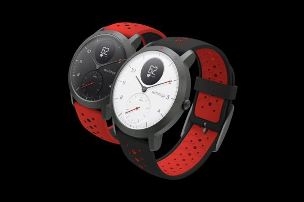 Withings Steel HR Sport - Fotografii oficiale