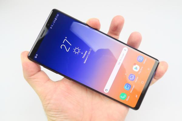 Samsung Galaxy Note 9 (Exynos 9810) - Galerie foto Mobilissimo.ro