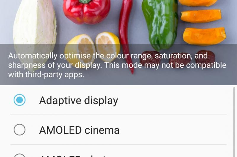 Interfață grafică Samsung Galaxy A9 (2018) (capturi de ecran): Screenshot_20181201-152134_Settings.jpg