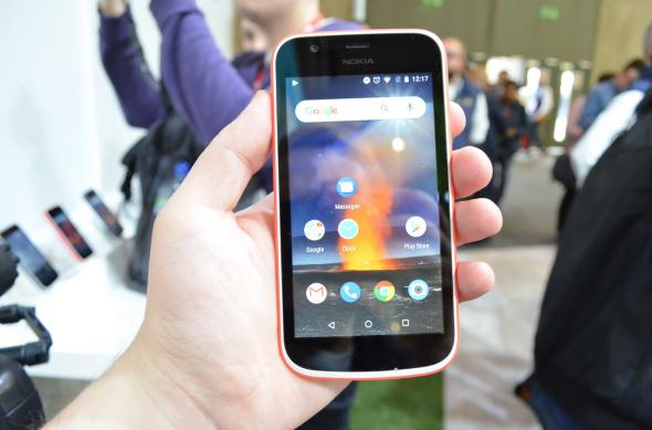 Fotografii hands-on Nokia 1 (MWC 2018): Nokia-1_001.JPG