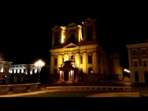 Huawei G8, mostră video low light HD, 30 FPS (Timișoara, Piața Unirii) - Mobilissimo.ro