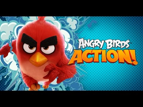 Angry Birds Action! Review (Prezentare joc pe Allview P8 Energy Pro/ Joc Android) - Mobilissimo.ro