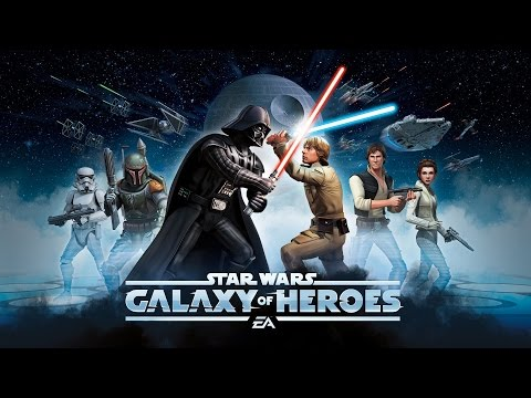 Star Wars Galaxy Of Heroes Review prezentat pe Elephone Trunk (Android, iOS) - Mobilissimo.ro