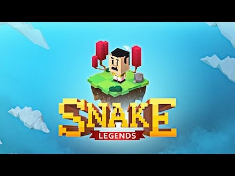 Snake Legends Review, joc Android prezentat pe telefonul Allview P8 Energy Mini - Mobilissimo.ro