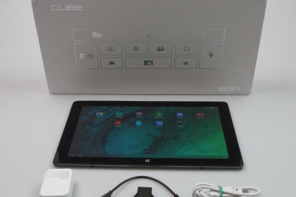 Cube i7 Remix - Unboxing