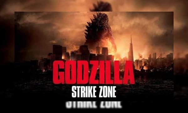 Godzilla Strike Zone review (Samsung Galaxy Note Pro 12.2): parașutare, FPS plictisitor, nimic atractiv (Video)