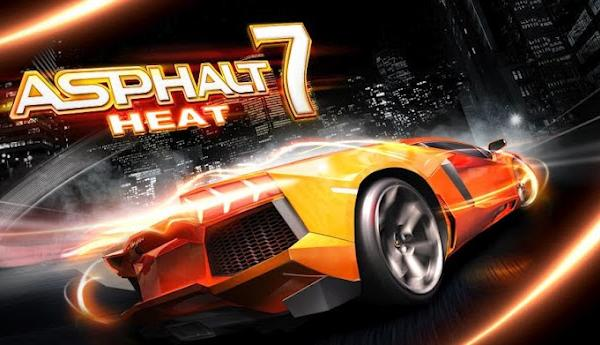 Asphalt 7 Heat Review: cel mai bun joc de curse de pe Android (Video)