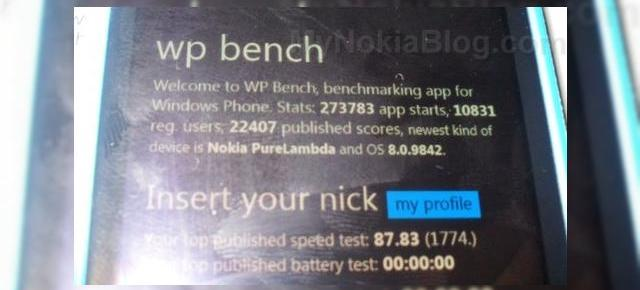 Nokia PureLambda, un telefon Windows Phone 8 cu existența confirmată!