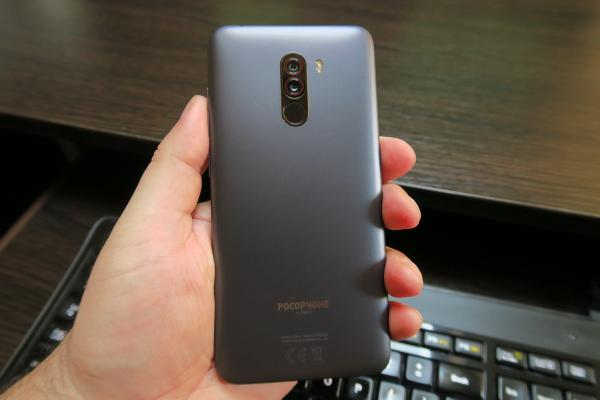 Xiaomi Pocophone F1 - Fotografii Hands-On