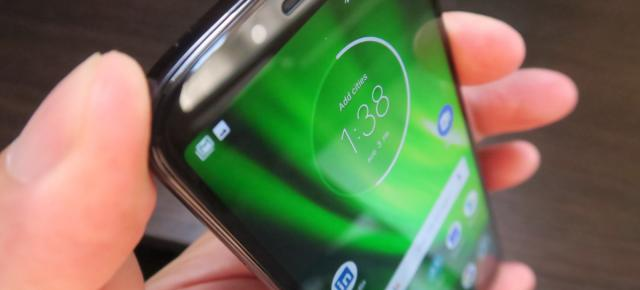 Motorola Moto G6 Play Review