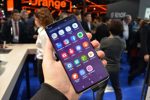 Samsung Galaxy S10 5G - Fotografii Hands-On