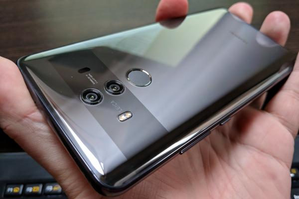 Huawei Mate 10 Pro - Fotografii Hands-On