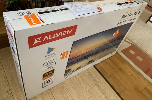 Allview Android TV (50ATA6000-U) Unboxing: Allview-Android-TV-50-inch_001.jpg