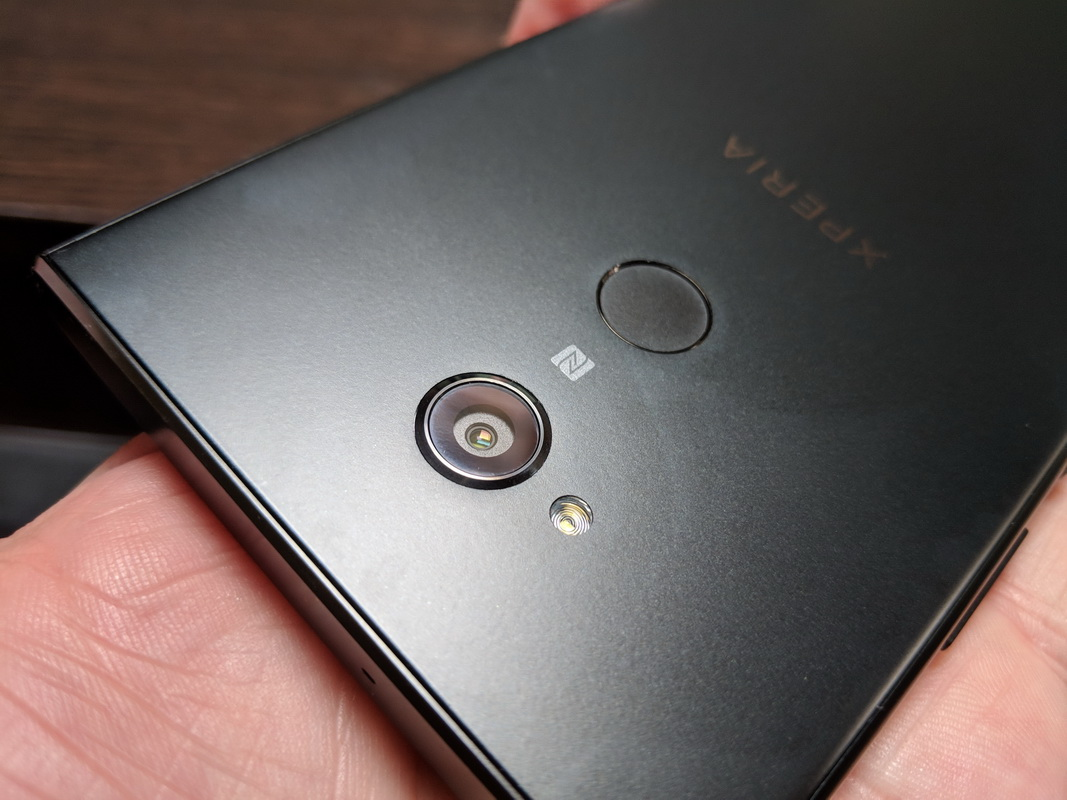 Sony Xperia XA2 Ultra: Camera - multe detalii, stabilizare on point