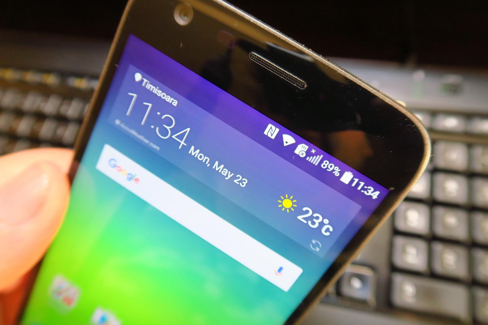 LG G5: Conectivitate de flagship, infraroşu inclus