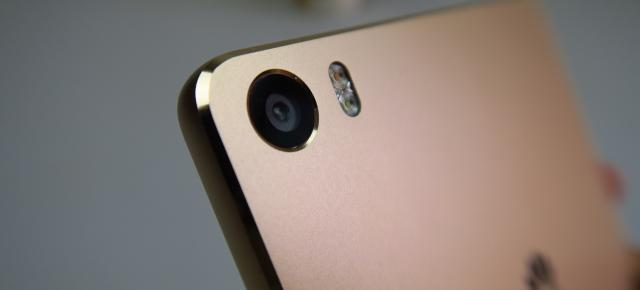 Huawei P8 Max: Camera e la nivel foto de P8, video cam subţire
