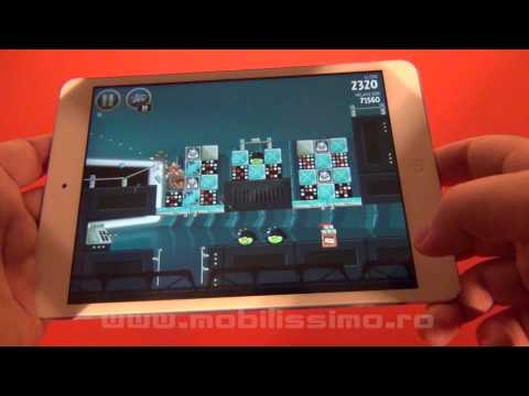 Angry Birds Star Wars Review (iOS) - iPad Mini - Mobilissimo.ro