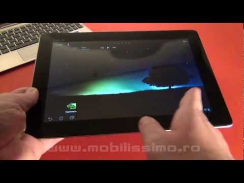 Asus Transformer Pad Infinity TF700T review Full HD in limba romana - Mobilissimo.ro