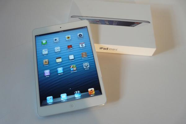 Apple iPad mini Wi-Fi - Unboxing