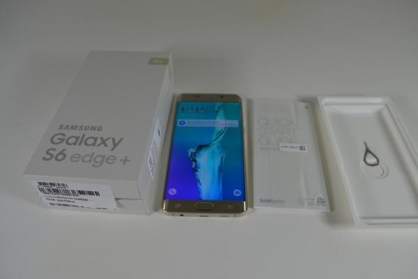 Samsung Galaxy S6 Edge+ - Unboxing