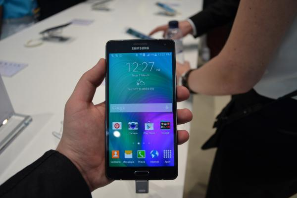 Samsung Galaxy A7 - Fotografii Hands-On de la evenimente