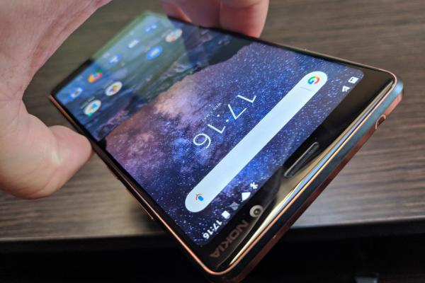 Nokia 7 Plus - Fotografii Hands-On