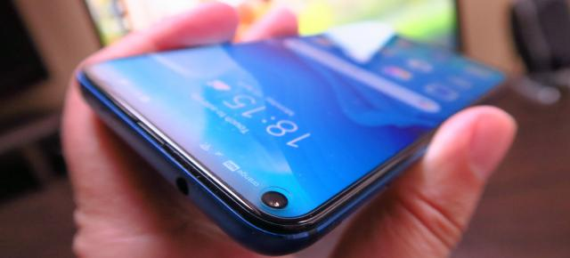 Huawei Honor View 20 Review Detaliat