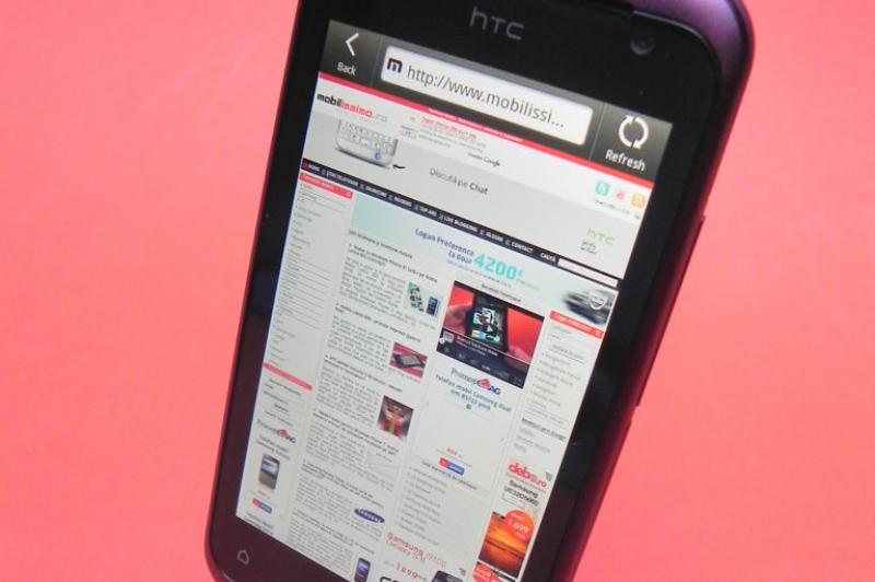 Review HTC Rhyme - telefon single core mov, cu accesorii feminine și mult charm (Video): dscn0183.jpg