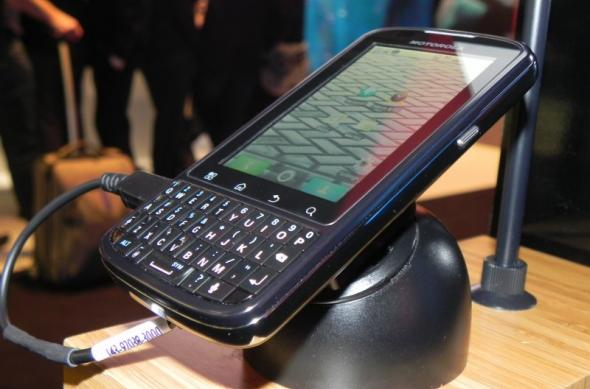 MWC 2011: Motorola Pro, surprins În acțiune În Barcelona; telefonul business la superlativ (Video): dscn3723jpg.jpg