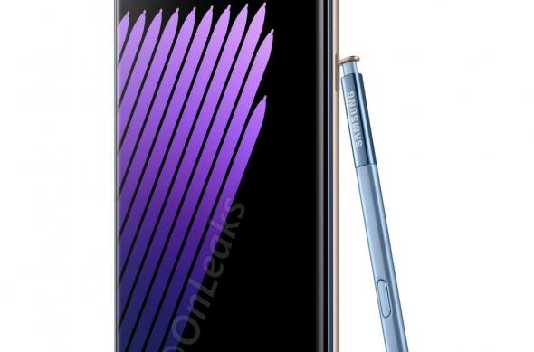 Samsung Galaxy Note 7 - Imagini 3D: Samsung Galaxy Note 7 (3).jpg