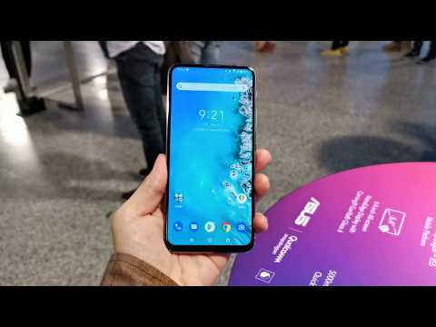 ASUS Zenfone 6 Hands-on Video Review (Telefon cu cameră rabatabilă)