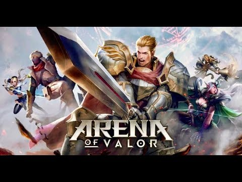 "Video-review/ gameplay joc ""Arena of Valor"", prezentat pe ASUS ZenFone 5z (Joc Android, iOS)"