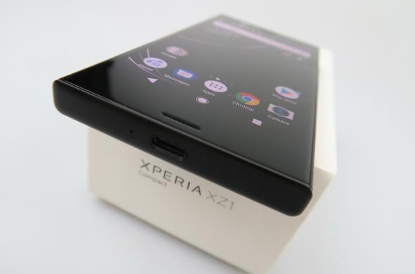 Sony Xperia XZ1 Compact - Unboxing: Sony-Xperia-XZ1-Compact_036.JPG