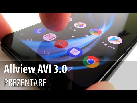 Allview AVI 3.0 Prezentare Video