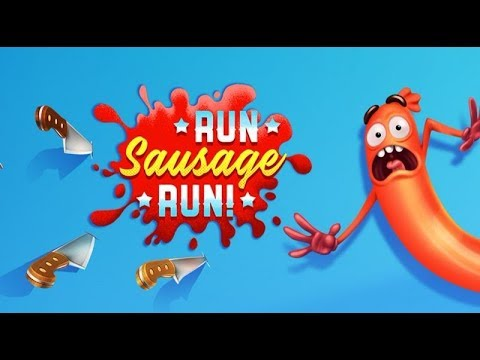 "Video-review joc ""Run Sausage Run!"", prezentat pe Allview X4 Soul Infinity L (Joc Android, iOS)"