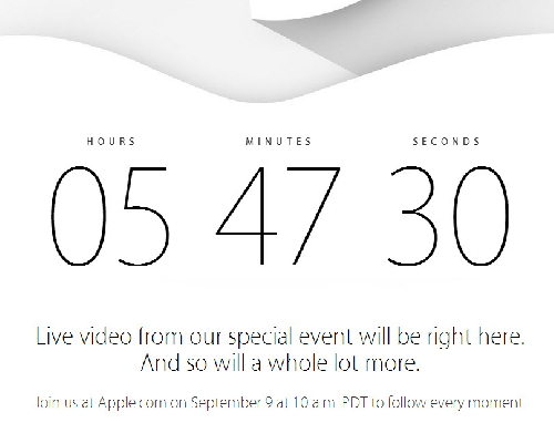 Lansare iPhone 6/ iWatch/ iPad Air 2 - Live Blogging - imaginea 1