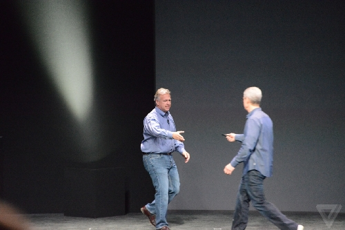 Lansare iPhone 6/ iWatch/ iPad Air 2 - Live Blogging - imaginea 28