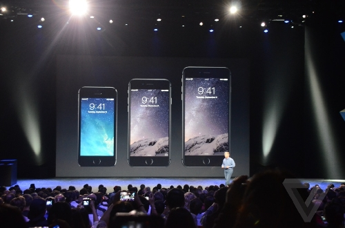 Lansare iPhone 6/ iWatch/ iPad Air 2 - Live Blogging - imaginea 36