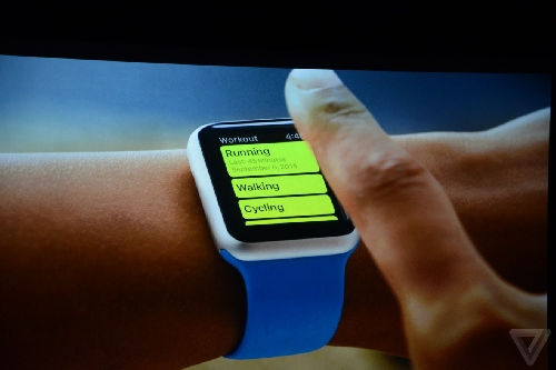 Lansare iPhone 6/ iWatch/ iPad Air 2 - Live Blogging - imaginea 220