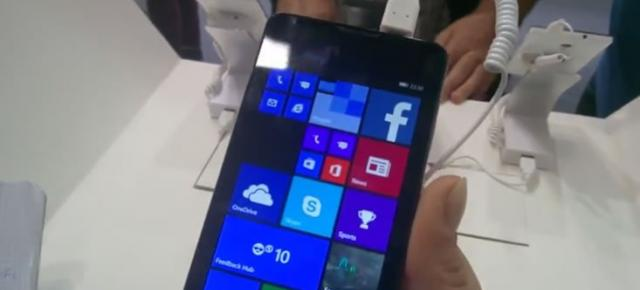 IFA 2014: Polaroid prezintă un telefon cu Windows Phone 8.1 la bord - Polaroid WinPro 5.0 (Video)