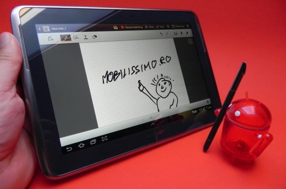Samsung Galaxy Note 10.1 review - o tabletă puternică, cu un stylus superdotat, ecran ușor dezamăgitor (Video): 19_samsung_galaxy_note_10_1_review_mobilissimo_rojpg.jpg