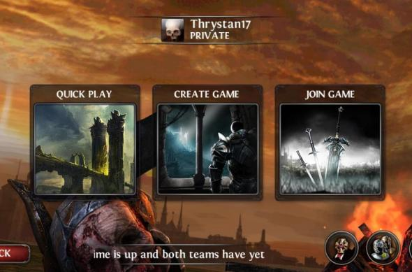 Wild Blood Review - un super joc hack and slash pentru Android (Video): wild_blood_4.jpg
